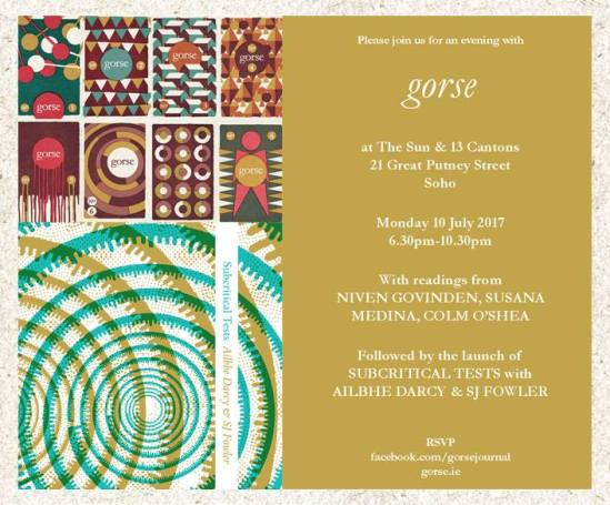 gorse London launch